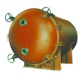 YZG圆筒式真空干燥器